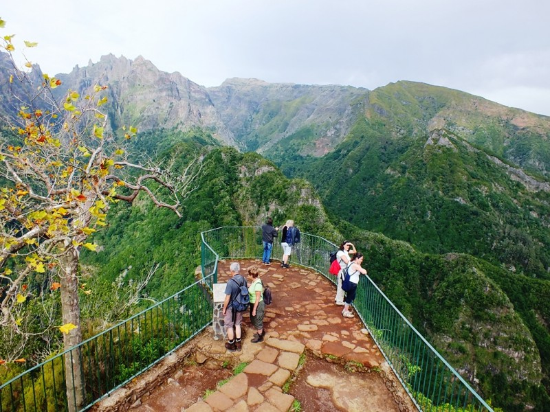 Balcoes Levada Easy Walk plus Jeep Tour