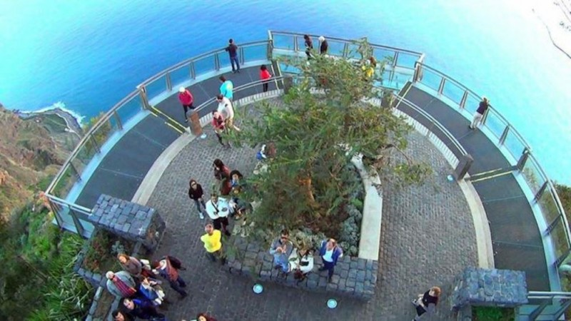 Madeira Wine Tastings with Vineyards and Skywalk