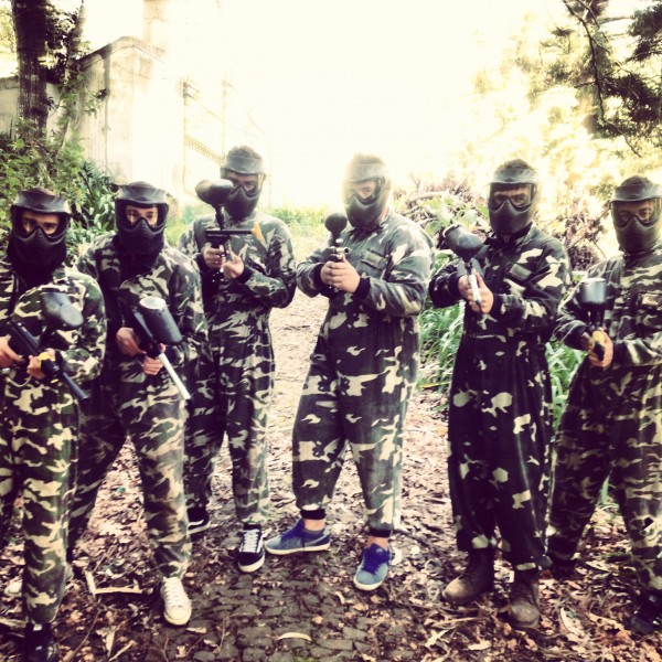 Paintball ( Pack children)
