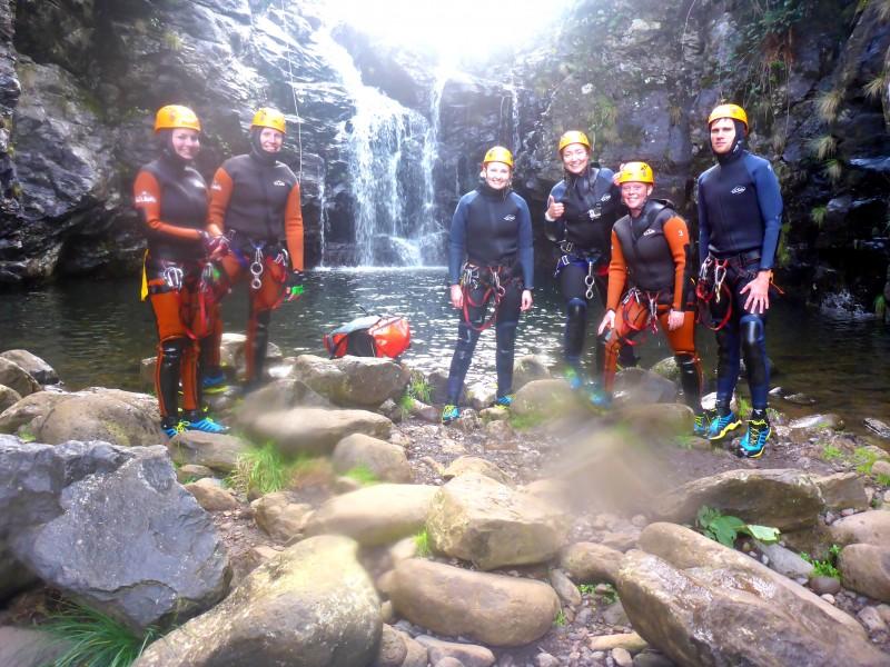 Canyoning Lajeado - Level II