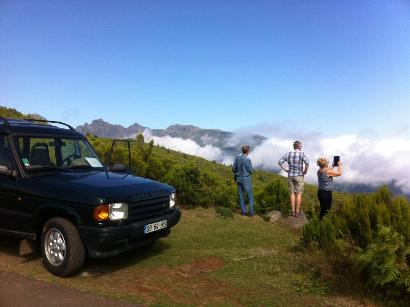 Jeep Safari Half-Day – Pico do Arieiro