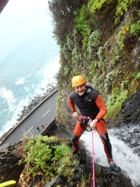 CANYONING -  Level III ( Moderate more )
