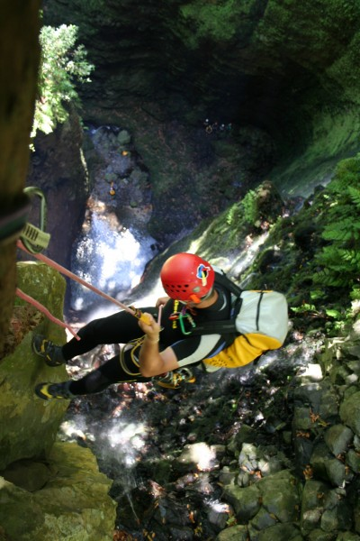 CANYONING -  Level IV ( Advanced )