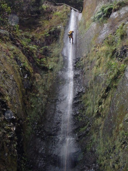 Canyoning Intermediate