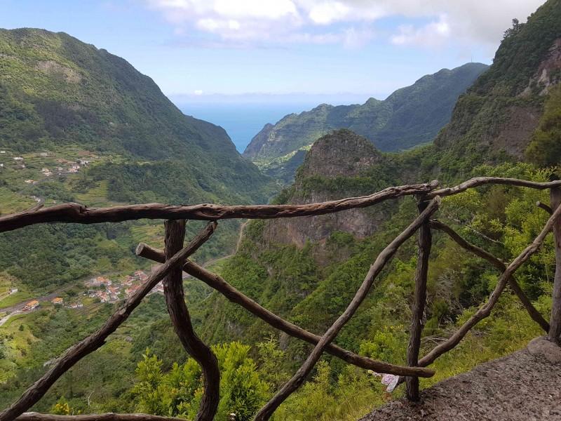 Private Service VIP Levada dos Tornos da Boaventura Round Trip