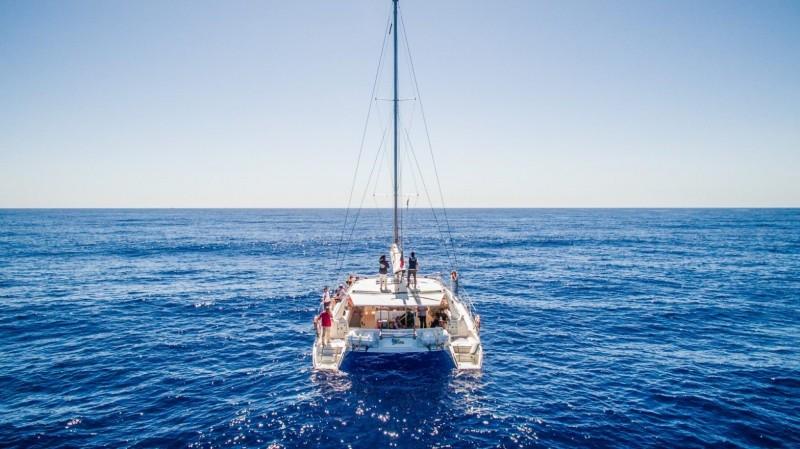 Viagens Catamarã -  Verão